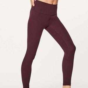 """New Lululemon Align Pant *Full Length 28"""" Size 6"""